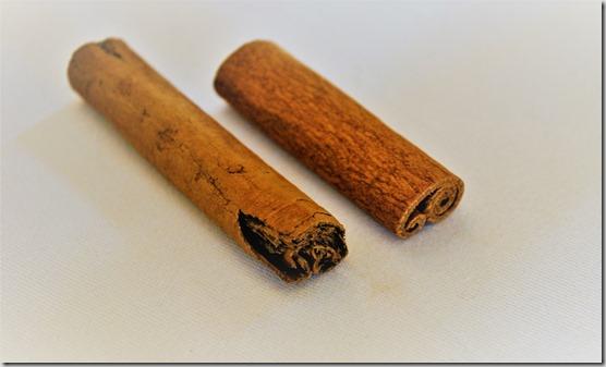 Both cinnamon