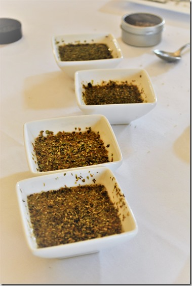 Testing dried oregano