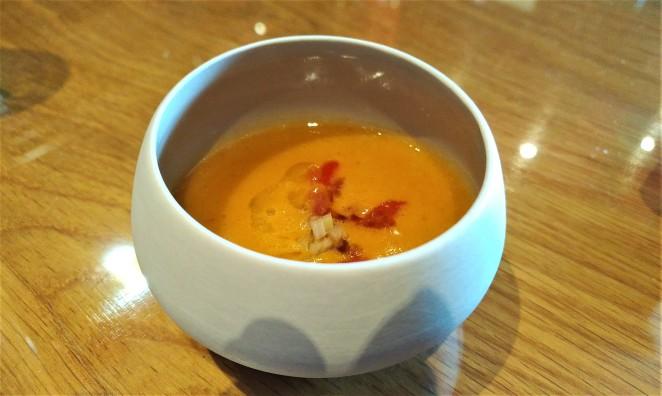 Gidleigh soup