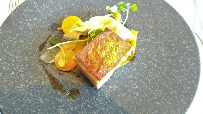 Gidleigh Pork belly