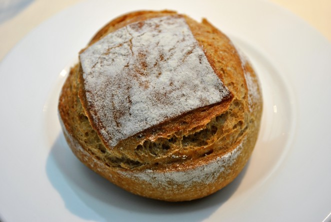Country rustic bread