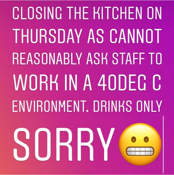 Drapers Arms Insta